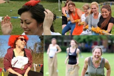 Old School Sports Day Thehen Ie Great Hen Party